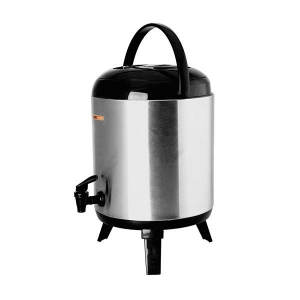 Botijão Térmico Inox com Tripé Retrátil 2,8 Litros - Lume Inox