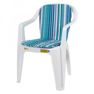 Almofada Línea para Cadeira de Plástico ou Praia - Mor