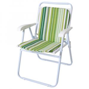 Almofada p/ Cadeira de Praia/Plástico Verde - Mor