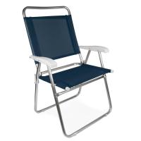 Cadeira de Praia Alumínio Master Plus - Mor