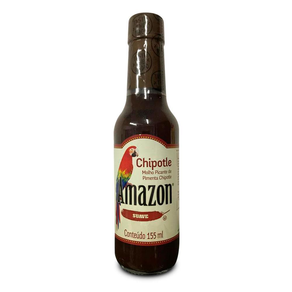 Amazon - Molho de Pimenta Chipotle 155 ml