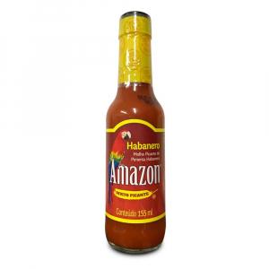 Amazon - Molho de Pimenta Habanero 155 ml