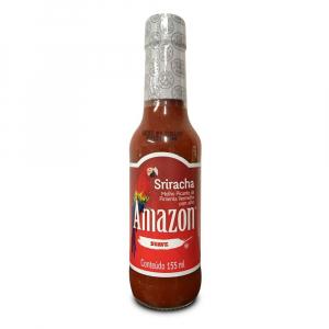 Amazon - Molho de Pimenta Vermelha c/ Alho Sriracha 155 ml