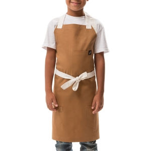Avental Longan Infantil - Professional Cheff