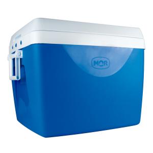 Caixa Térmica Azul com Alças 75 Litros - Mor