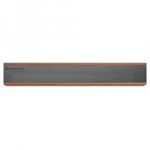 Barra Magnética Acabamento Madeira para Facas 40 cm 7224/40 - Wüsthof