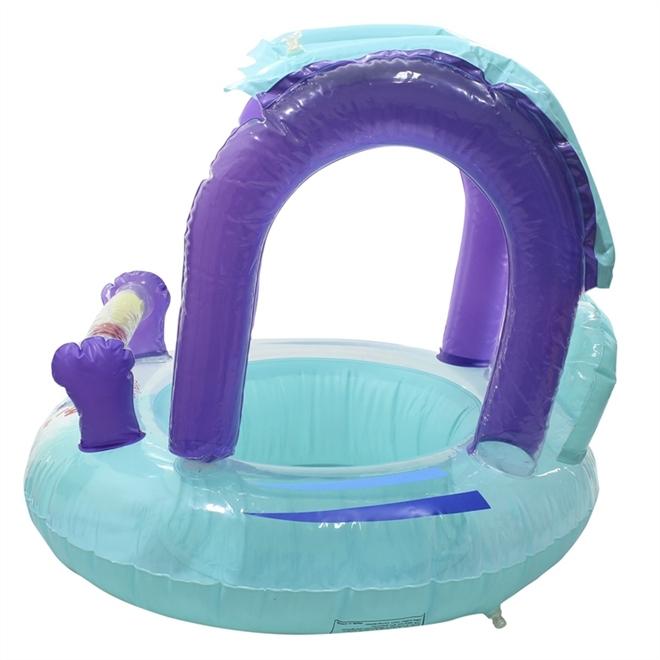 Bóia Inflável Infantil Baby Seat Ring - Nautika