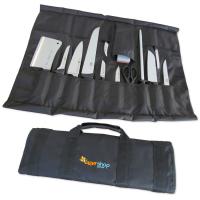 Bolsa Gastronomia para Facas 23 Compartimentos - LazerShop