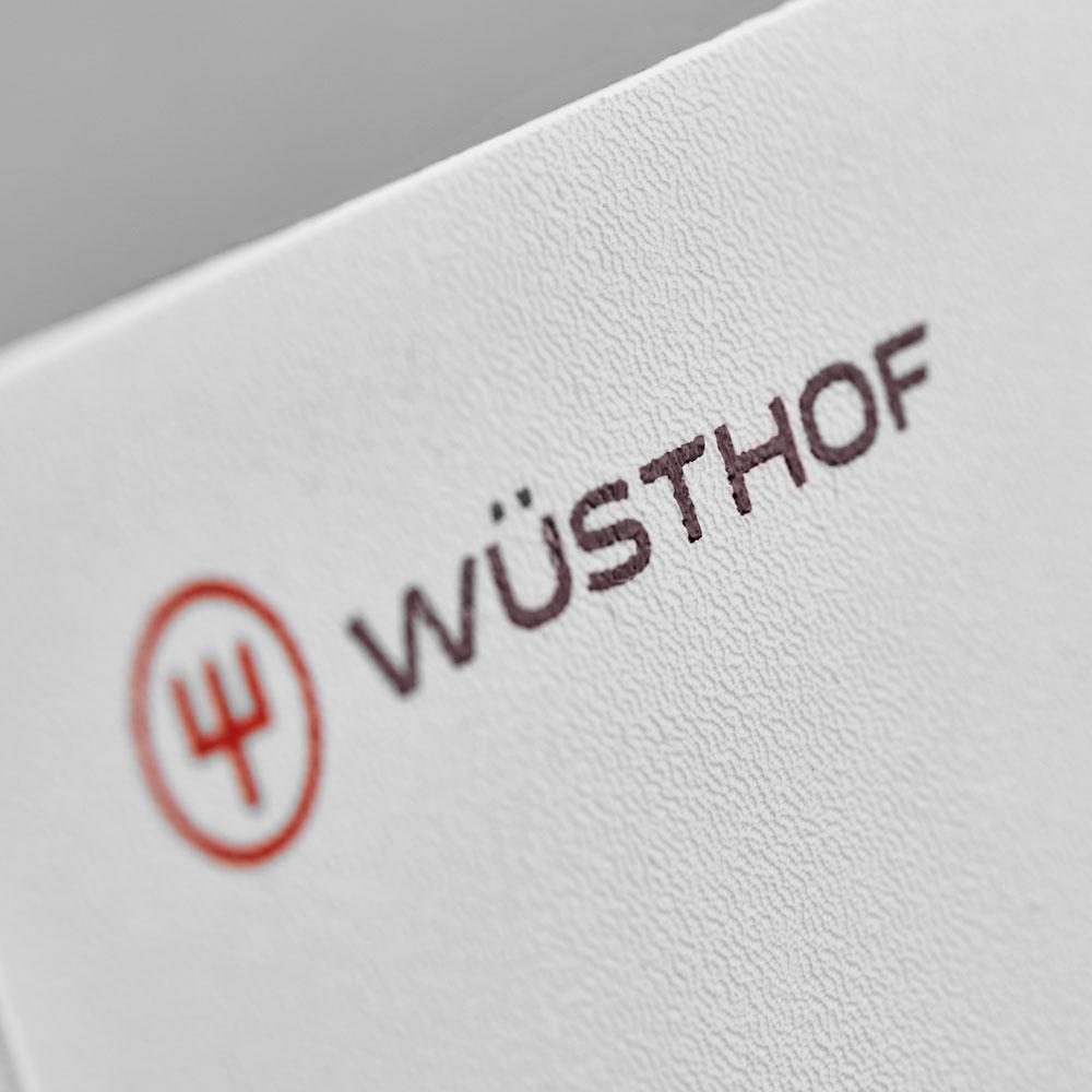 Protetor Lâminas Branco até 20cm (Faca Chef) - Wüsthof