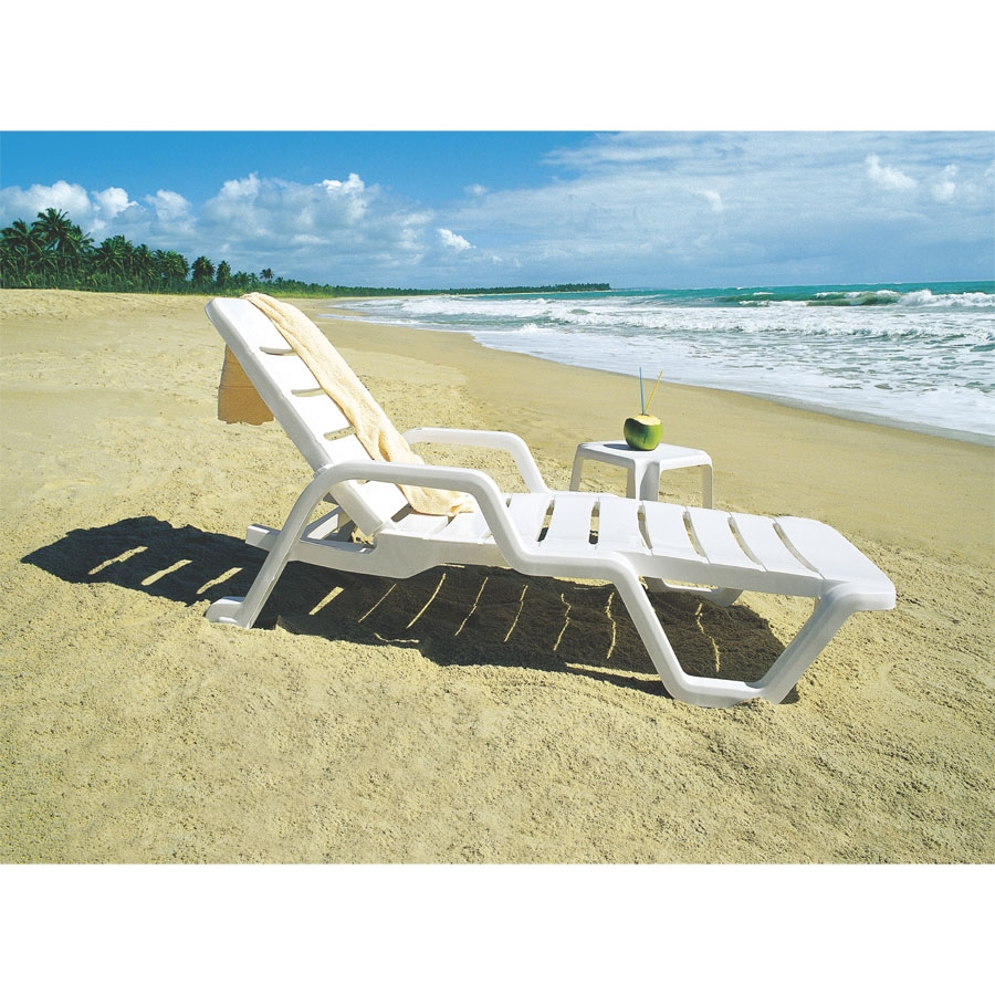 Cadeira Espreguiçadeira Leblon - Tramontina
