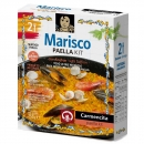Kit Ingredientes Paella Frutos do Mar 2 Pessoas - Carmencita