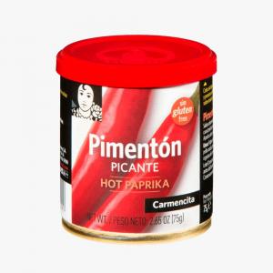 Pimentão em Pó Picante (Páprica) 75 g - Carmencita