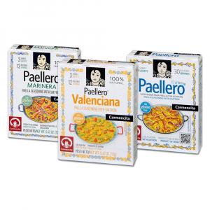Carmencita - Kit Tempero Especial Paella