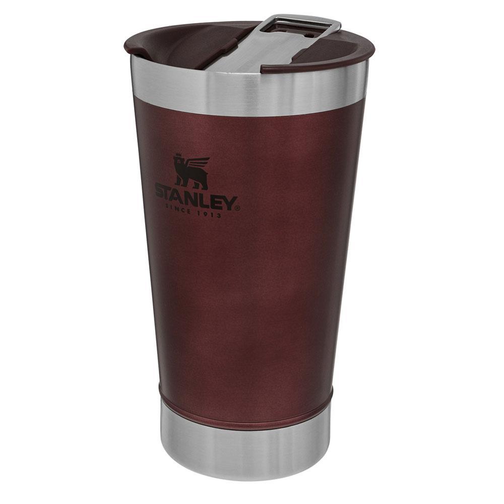Stanley - Copo Térmico de Cerveja c/ Tampa Classic Vinho 473 ml