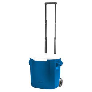 Caixa Térmica Azul c/ Rodinhas 15 Litros - Coleman