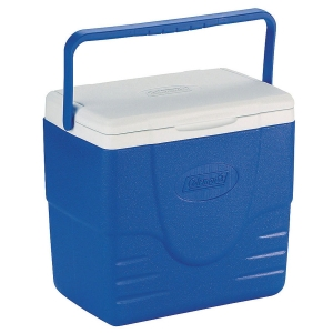 Caixa Térmica Azul Alça Superior 15 Litros - Coleman
