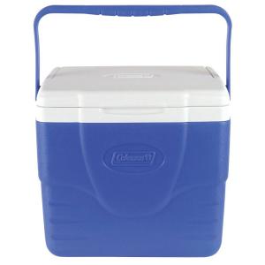 Caixa Térmica Azul Alça Superior 8,5 Litros - Coleman