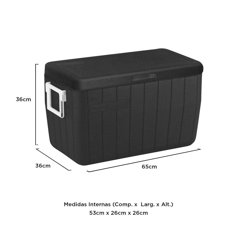 Caixa Térmica All Black 45 Litros - Coleman