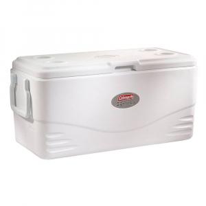 Caixa Térmica Marine Xtreme Branca 100QT 94 Litros - Coleman