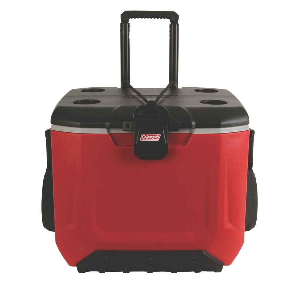 Caixa Térmica Rugged c/ Rodas 52 Litros - Coleman