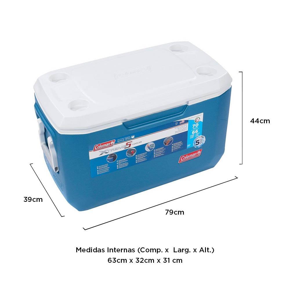 Caixa Térmica Xtreme 70QT 66 Litros - Coleman