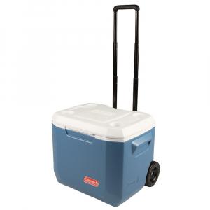 Caixa Térmica Xtreme Azul c/ Rodinhas 47 Litros - Coleman