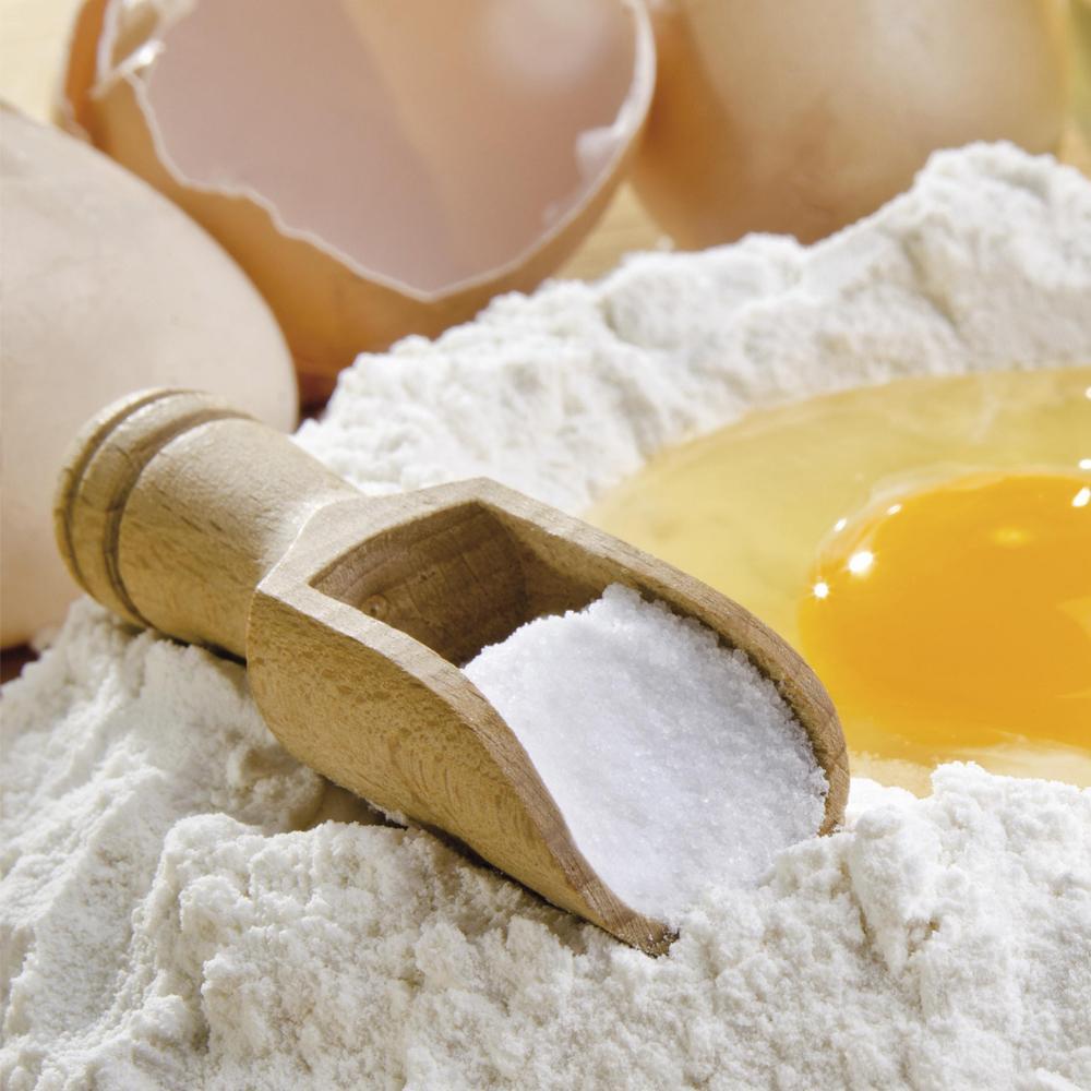 Colher para Ingredientes em Madeira 17 cm - Eppicotispai