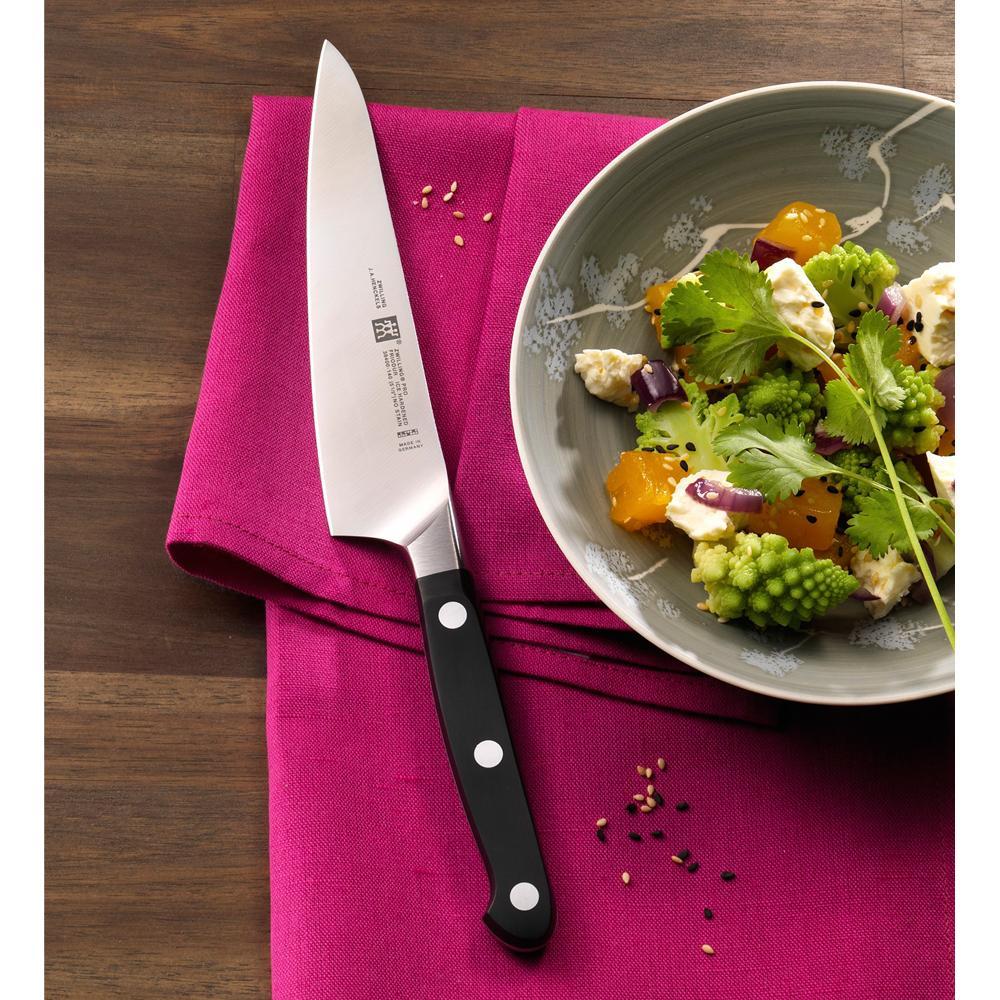 """Faca Chef Compacta Pro 5"""" 38400-141 - Zwilling"""