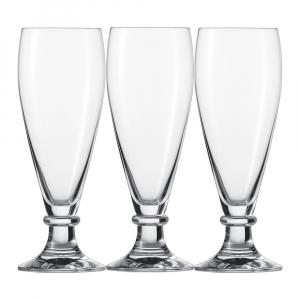 Conjunto de Taças de Cerveja Belga 410 ml 3 Peças - Schott Wiesel