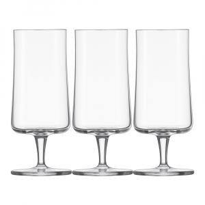 Conjunto de Taças para Cerveja Pilsner 393 ml 3 Peças - Schott Wiesel