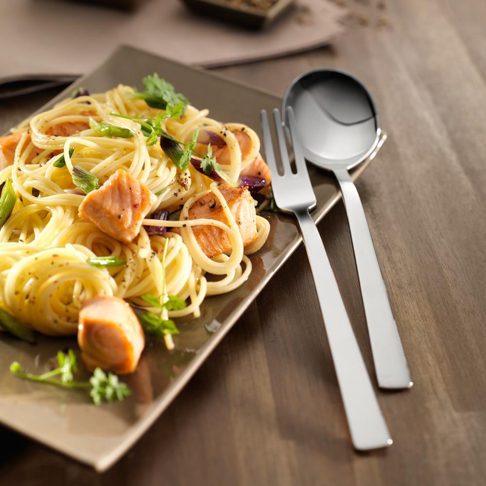Zwilling Dinner - Conjunto Garfo e Colher p/ Espaguete 2 Peças
