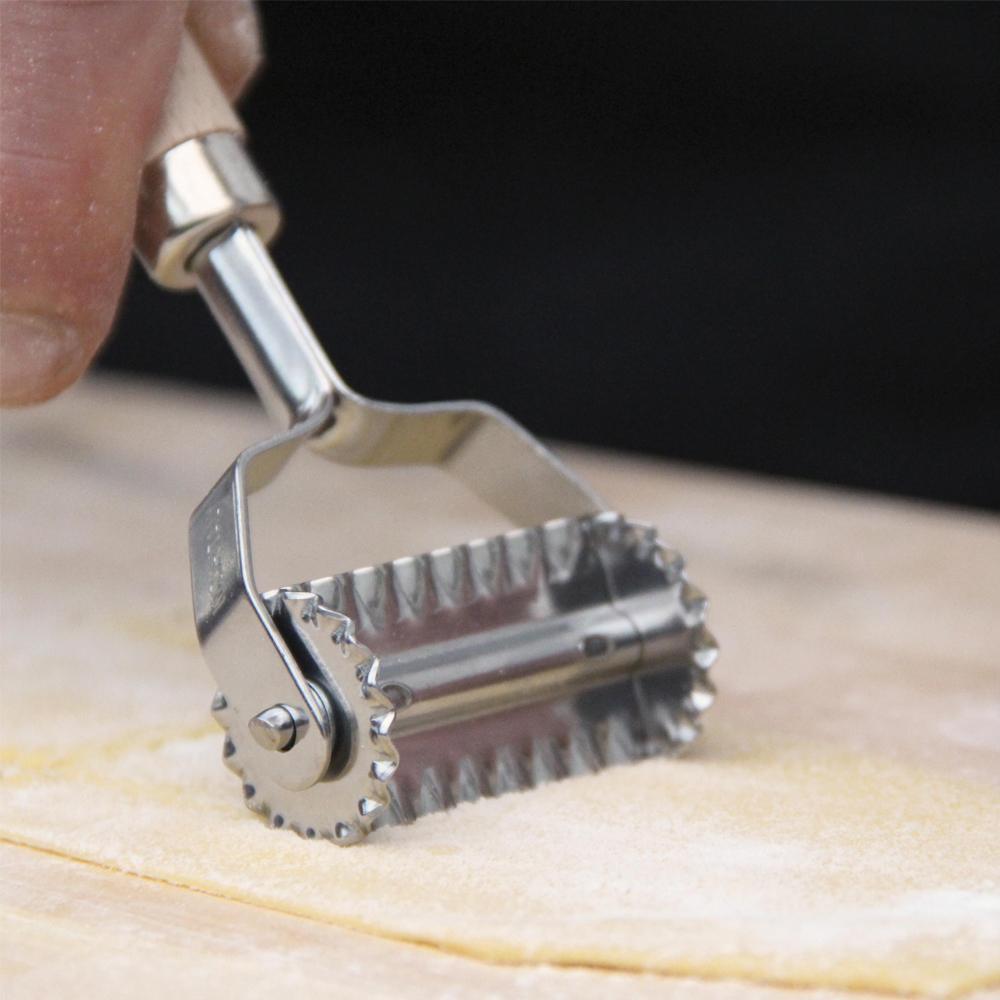 Cortador Dentado Aço Inox Cappelletti 6 cm - Eppicotispai