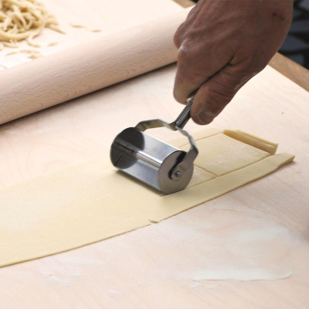 Cortador Reto Aço Inox Cappelletti 6 cm - Eppicotispai