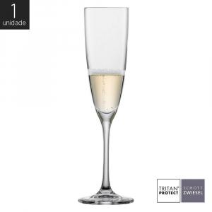 Taça Cristal (Titânio) Champagne Classico 210ml - Schott Zwiesel - 1 unidade