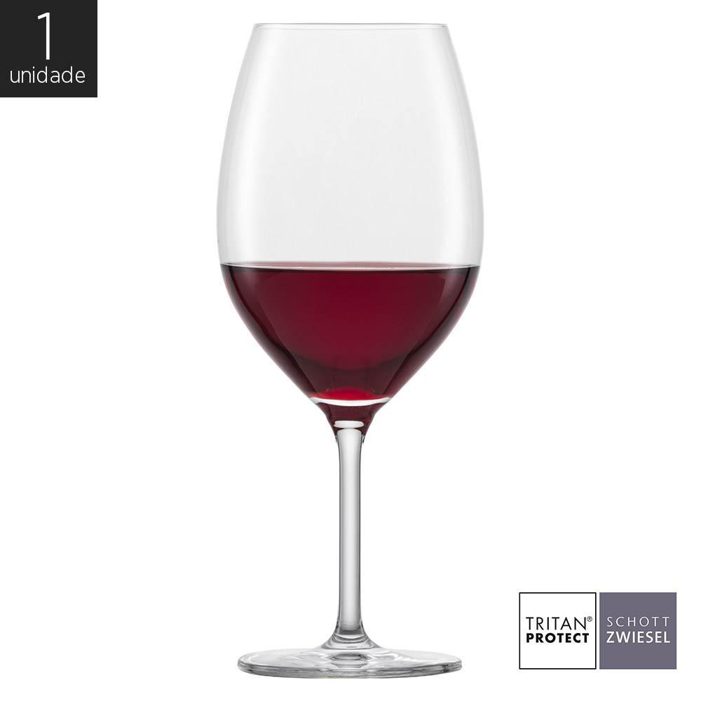 Taça Cristal (Titânio) Bordeaux Banquet 600ml - Schott Zwiesel - 1 unidade