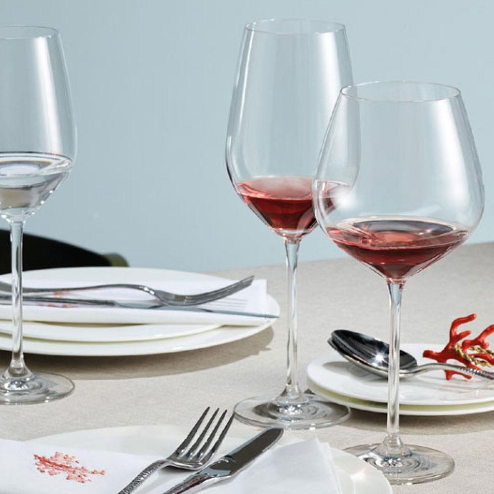 Taça Cristal (Titânio) Borgonha Fortissimo 740ml - Schott Zwiesel - 1 Unidade