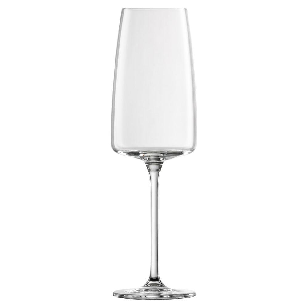 Taça Cristal (Titânio) Champagne Sensa 388ml - Schott Zwiesel - 1 Unidade