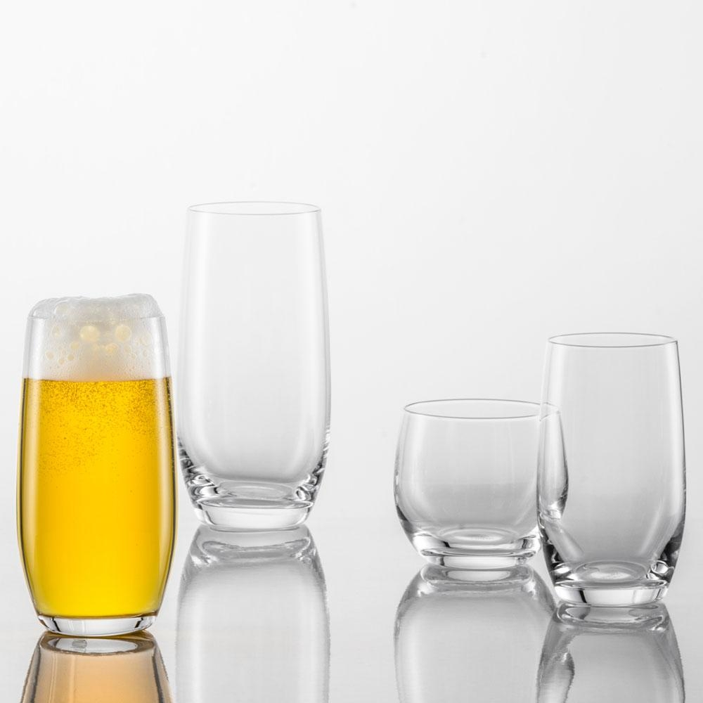 Copo Cristal (Titânio) Longdrink Banquet 540ml - Schott Zwiesel