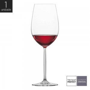 Taça Cristal (Titânio) Bordeaux Diva 591ml - Schott Zwiesel