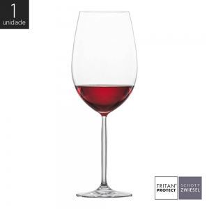 Taça Cristal (Titânio) Bordeaux Diva 800ml - Schott Zwiesel