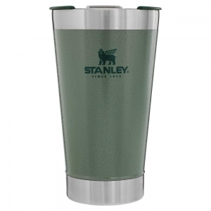 Copo Térmico Stanley Cerveja c/ Tampa Classic Verde 473 ml