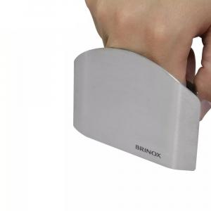 Protetor de Mãos Inox para Corte Descomplica - Brinox