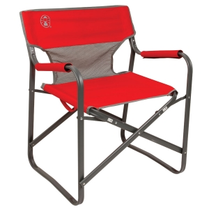 Cadeira Coleman - Dobrável Steel Deck