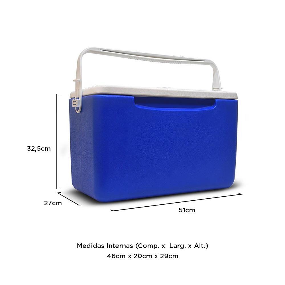 EasyPath - Caixa Térmica 26 Litros c/ Alça Superior