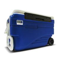 Caixa Térmica EasyCooler com Termômetro e Rodas 36 Litros - EasyPath