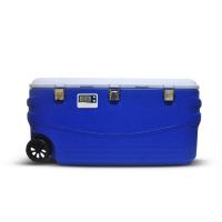 Caixa Térmica EasyCooler com Termômetro e Rodas 100 Litros - EasyPath