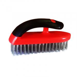 Escova para Limpar Grelhas Aço - Lume Inox