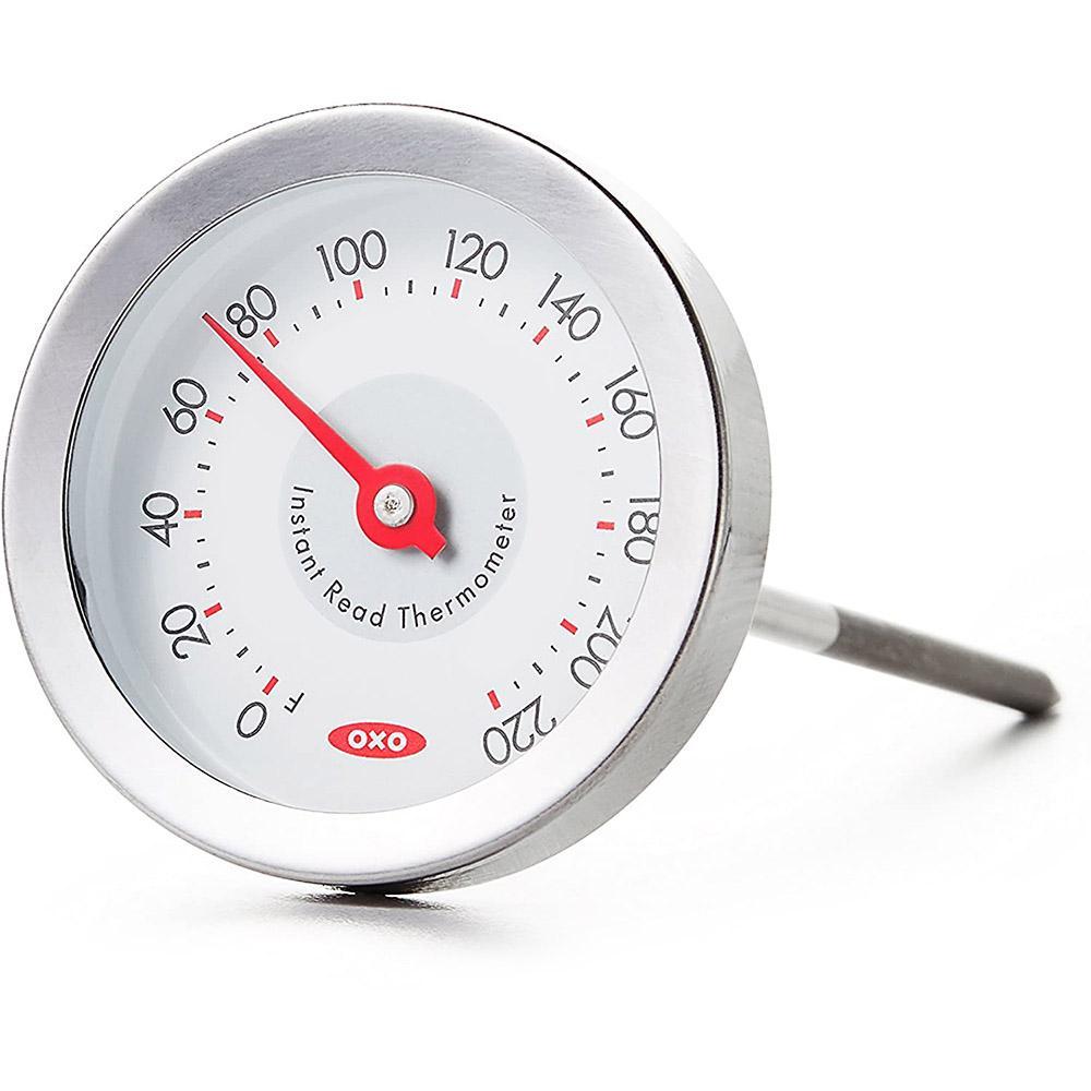 Termômetro Espeto Carnes Capa Protetora - OXO