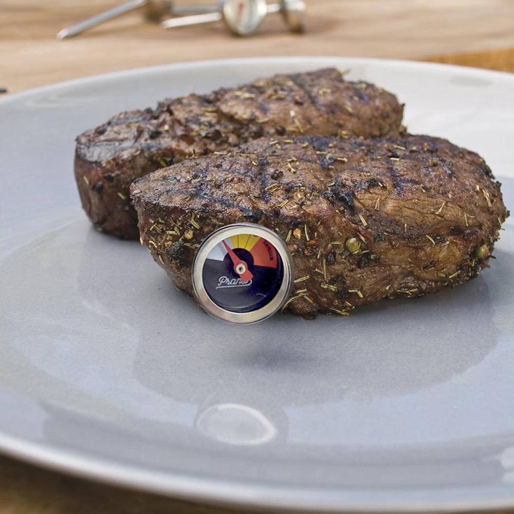 Termômetro Espeto Mini para Carnes e Steaks - Prana