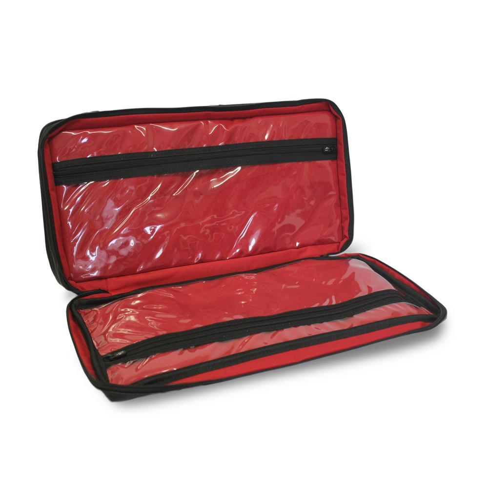 Bolsa Gastronomia 16 Compartimentos Couro Preto - Professional Cheff